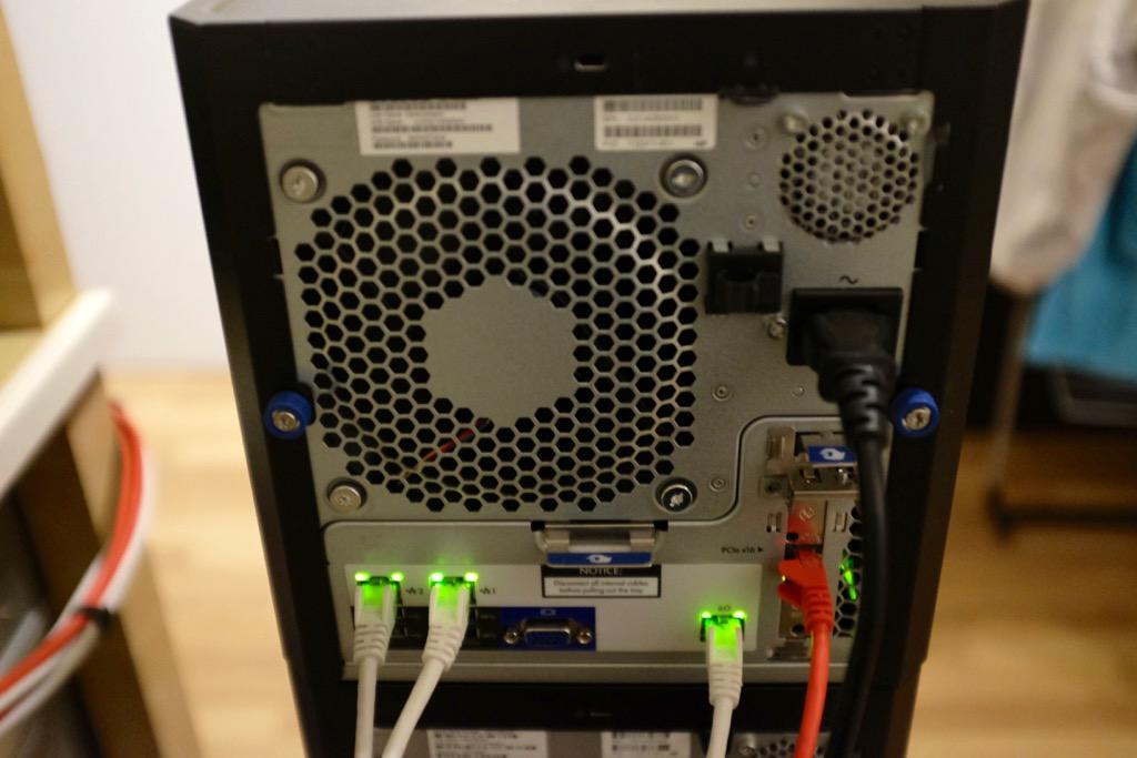 Het grote HP Proliant Microserver topic - Opslagtechnologie